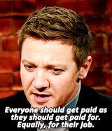 tsundereslasher:Avengers cast | 2015→ Jeremy Renner