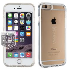 CandyShell Clear iPhone 6s Plus & iPhone 6 Plus Cases