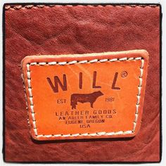 #willleather #leather I love this bag and this company!
