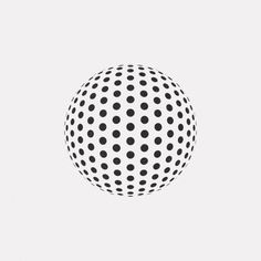 A new geometric and minimal design every day. Inspiration Drawing, Logo Design Inspiration, Op Art, Geometric Designs, Geometric Shapes, Tolle Logos, 3d Prints, Grafik Design, New Wall