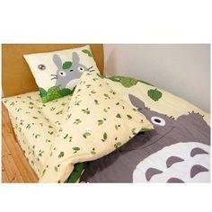 Totoro bed set! Love it!