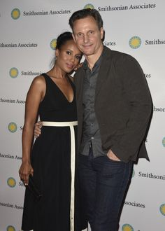 "Tony Goldwyn Photos - Actress Kerry Washington and Tony Goldwyn pose on the red carpet during the ""Scandal-ous!"" event hosted by the Smithsonian Associates with Shonda Rhimes and the cast of ABC's Scandals at the University of District of Columbia Theater of the Arts on April 28, 2016 in Washington, DC. - Smithsonian Associates Hosts 'Scandal-ous!' an Evening With Shonda Rhimes And The Cast Of ABC's ""Scandal"""
