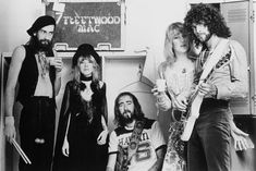 Fleetwood Mac is my probably my second favorite rock band, after the Eagles. The mixture of so many talented men and women combined with the song writing genius of Stevie Nicks, Lindsay Buckingham and Christine McVie made for some complex and diverse songs that have withstood the test of time.