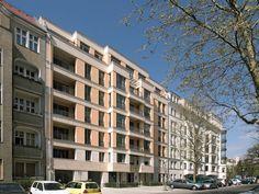 Patzschke & Partner Architekten » Trendelenburgstraße