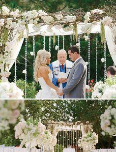 bogengang-rosa-pink-weiß-vintage-Hochzeit