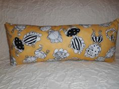 L22 1 Lumbar Travel or Neck  Novelty Pillow  by NoveltyPillows4All, $18.00