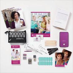Jamberry Nails •Consultant Starter Kit• www.sarahnails12.jamberrynails.net