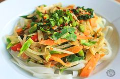 Sweet Chilli Stir-fry | Bute Island Foods (Vegan / DF / GF)