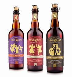 The new Ommegang brand looks nice, I like the new labels. Also, the Rare Vos, Abbey Ale, and Three Philosophers are some of my all time favs.