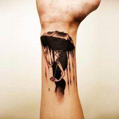 Such a gorgeous design. #Inked #ink #tattoo #wristtattoo #wrist #tattooed
