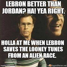 Lebron?..HA!