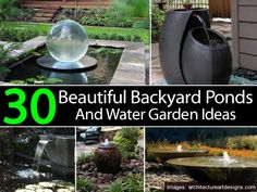 Have you ever dreamed of a beautiful backyard pond or water garden at your home? Sometimes it can be hard to get a clear vision of what you would like your own pond or garden to look like. No matter how big or small your outdoor space is, if you need to get your creative …