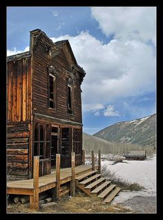 Ashcroft- Colorado Ghost Town