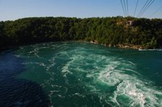 The Whirpool, Niagara Falls, Ontario, Canada.