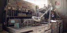 class 3D, Classroom Scene, Meny Hilsenrad, Studio Aiko