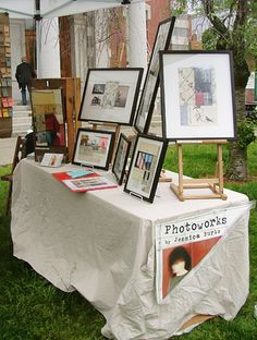 Reclaimed To You booth by reclaimedtoyou, via Flickr