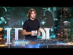 Curtis Gray - Memorable Audition - AMERICAN IDOL SEASON 11