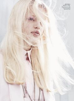 Fashion Gone Rogue | Daphne Groeneveld by Josh Olins for Vogue China February 2012