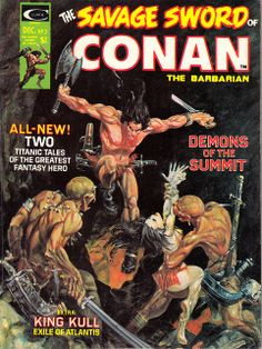 #3 The Savage Sword of Conan the Barbarian | Flickr - Photo Sharing!