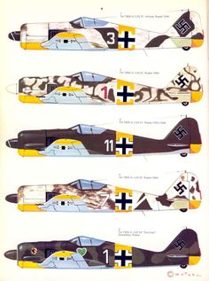 44 Focke Wulf Fw190 Page 30-960 https://plus.google.com/+StephenMillerSteveMiller/posts