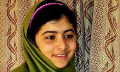 As Malala Yousafzai clings to life following a gun attack by the Pakistani Taliban, people around the globe are paying homage to the 14-year-old's bravery in defending her and others' right to an education.   {My prayers are with her and her loved ones}