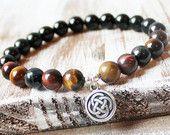 View Men Healing Bracelet by DazzleDream on Etsy