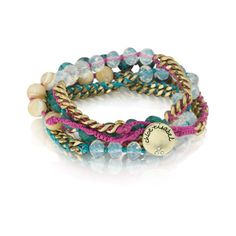 Wrapped bracelet with beads from Chloe & Isabel only $48 www.chloeandisabel.com/boutique/shinewithjen