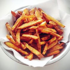 easiest french fries – smitten kitchen