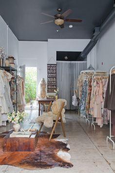 Adored Vintage Showroom in Long Beach