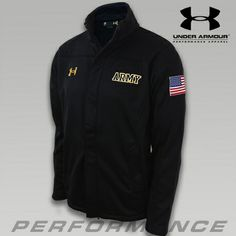 Under Armour Army SMU Full Zip Jacket