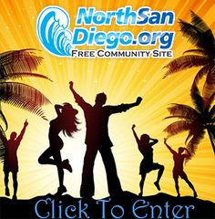 North San Diego County free community blog for the residents and businesses of North San Diego.