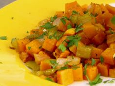 Sweet Patater Hash Recipe : Jeff Mauro : Food Network