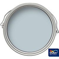 Dulux Bathroom Soft Sheen Coastal Grey Emulsion Paint - 2.5L