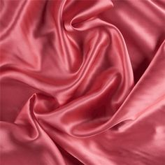 Introducing a top quality Salmon Silk Charmeuse made especially for Mood. Of a medium weight, this superb silk features an exquisite drape along with a lovely sheen. Silk charmeuse fabrics are the ideal material for classic gowns, dresses, blouses, and li Muslin Fabric, Pink Fabric, Pink Silk, Coral Pink, Satin Fabric, Peach Aesthetic, Aesthetic Colors, Colour Pallette, Club Style