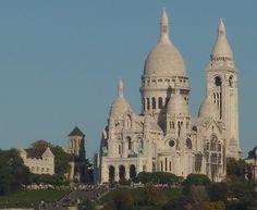 Saint Pierre Sacré Coeur - Basilique du Sacré-Cœur de Montmartre