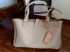 Leather Handmade and hand stitched bag