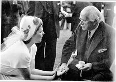 Carl Jung Depth Psychology: Carl Jung dines with Winston Churchill.