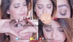 ♥♥ Kylie Jenner Inspired Makeup | Classic Mia ♥♥ - YouTube