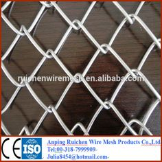 Source cheap chain link fencing for sale (factory) on m.alibaba.com