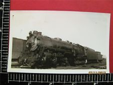 DELAWARE LACKAWANNA & WESTERN RAILROAD #1603 PHOTO W/ CABOOSE DL RR HISTORY