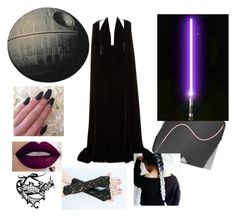 """""""Star wars"""" by wildchild1999 on Polyvore featuring La Mania"""