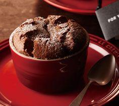 How to make a chocolate souffle