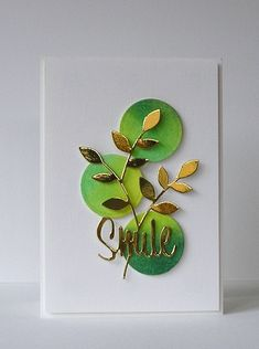 Cards from Lynne`s Loft: Simply Less is More # 240