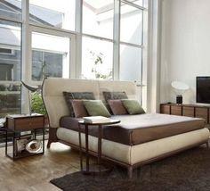 #bed #furniture #furnishings #design #interior #interiordesign #decoration комплект в спальню Volpi Contemporary Wallis, W001N