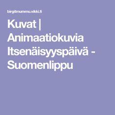 Kuvat   Animaatiokuvia Itsenäisyyspäivä - Suomenlippu