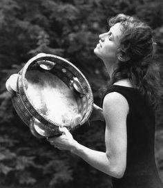 "Layne Redmond author of ""When the Drummers were Women"" layneredmond.com photo credit: unknown"