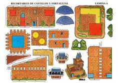 >> CapasoBlog <<: Paper Model - Castellino #1