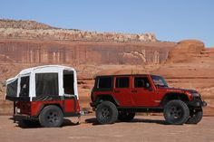 Want a camper to go with your Jeep Rubicon? - Auto Motion