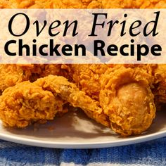 Clinton Kelly's Oven-Fried Chicken Recipe & Old Fashioned Cocktail
