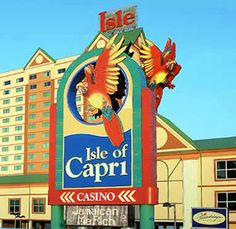 Mississippi Gulf Coast | Isle of Capri Hotel & Casino aka The Isle, Biloxi, Mississippi
